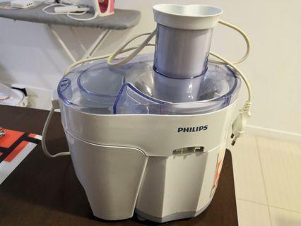 Philips Juicer HR1810