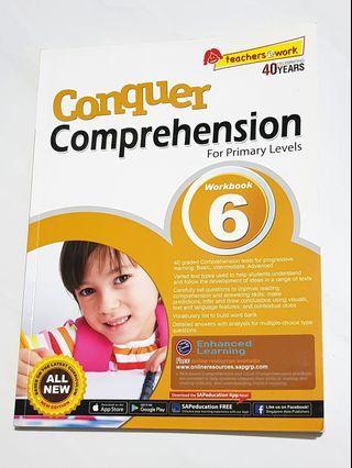 P6 Conquer Comprehension (teachers@work)