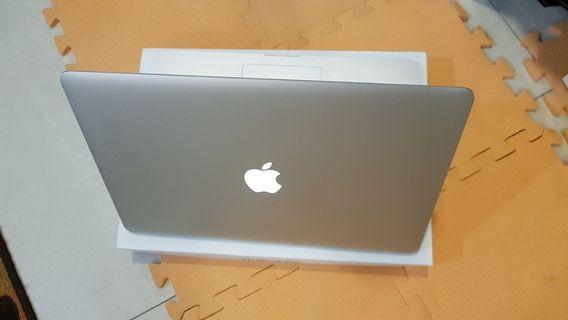 2015款頂規 Macbook Pro Retina 15吋 16G/512G 完全無傷有盒無脫膜