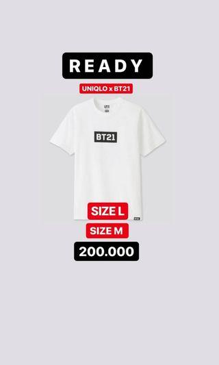 UNIQLO × BT21