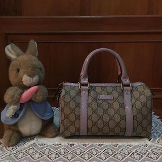 Authentic Gucci GG Supreme Mini Handbag