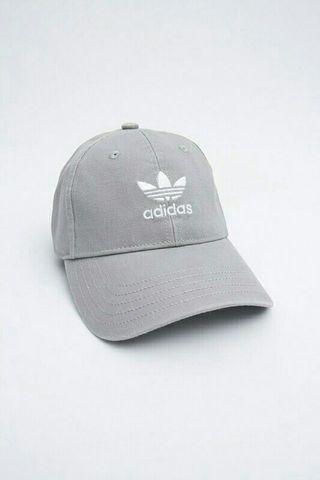 🚚 愛迪達灰色棒球帽2頂(免運)