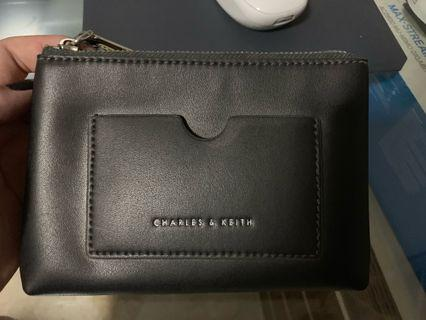 Charles and Keith coin pouch