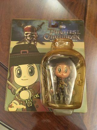 Hottoys hot toys cosbaby Angelica pirate of the carriben