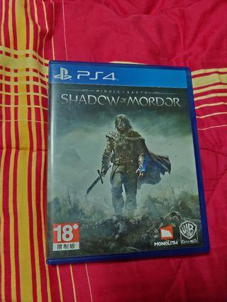 Shadow Of Mordor: Middle Earth