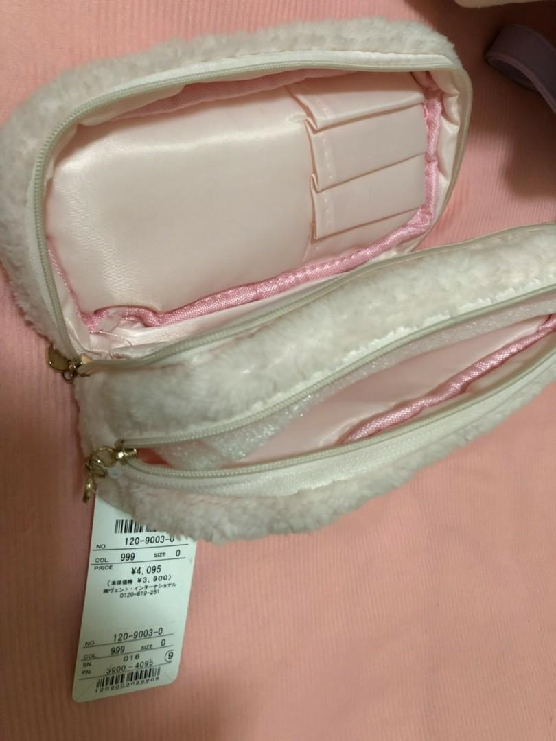 LIZ LISA化妝包 (原價4900yen)