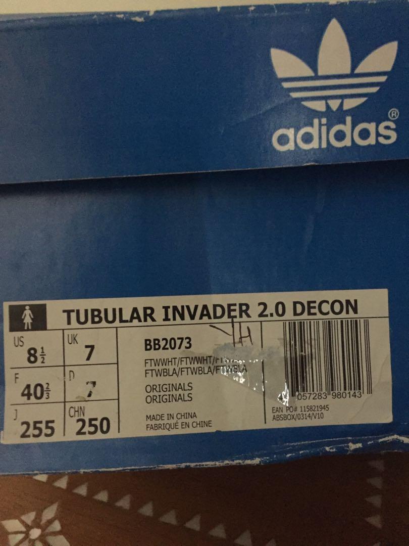 Adidas Tubular Invader 2.0 Decon