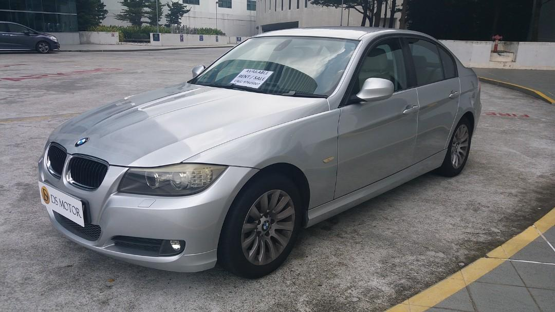 Cheapest BMW 320iA Sedan (Premium Category)
