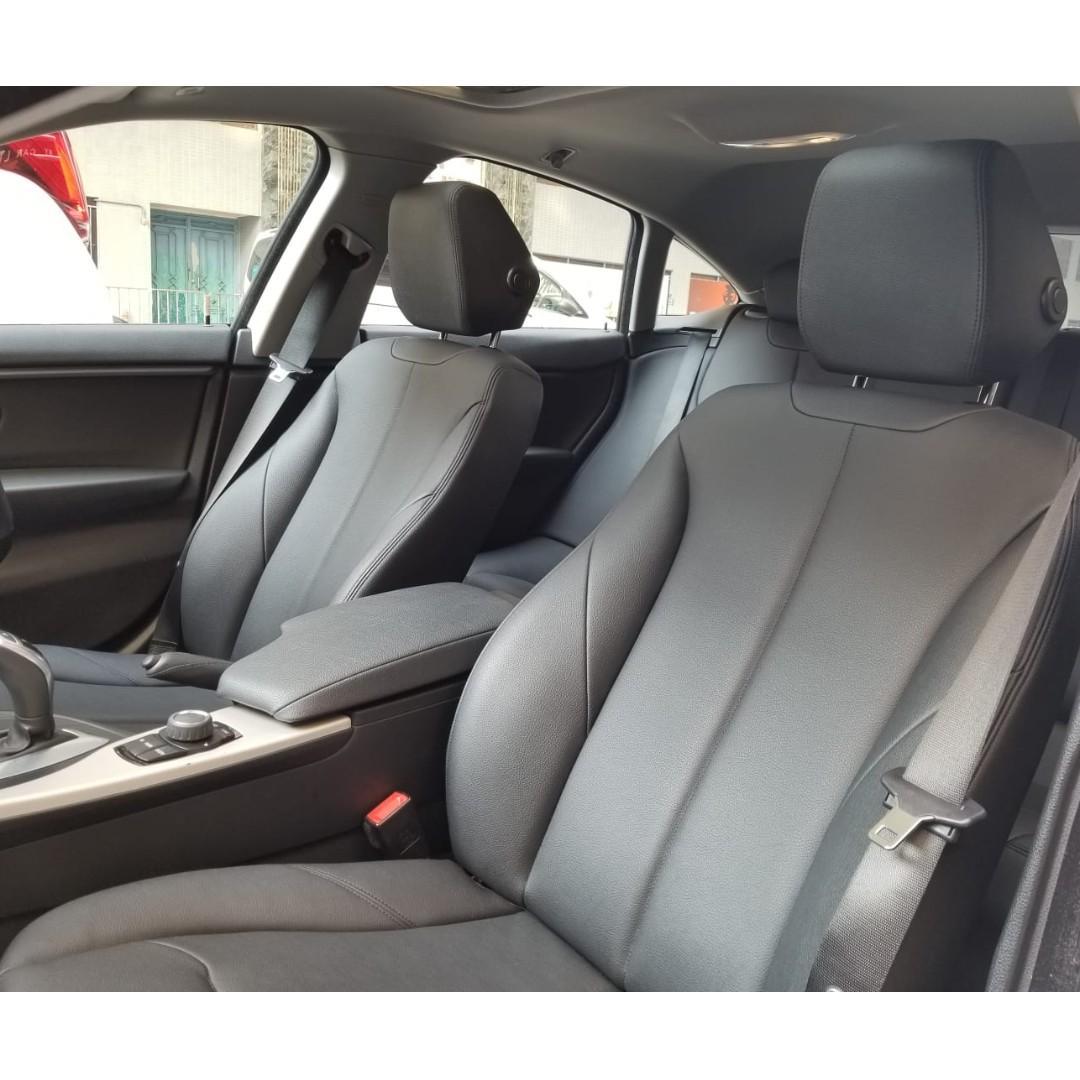 BMW 420iA GRAN COUPE 2015