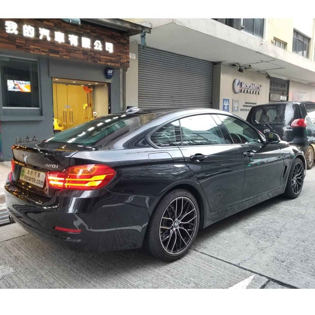 BMW 420iA GRAN COUPE 2014