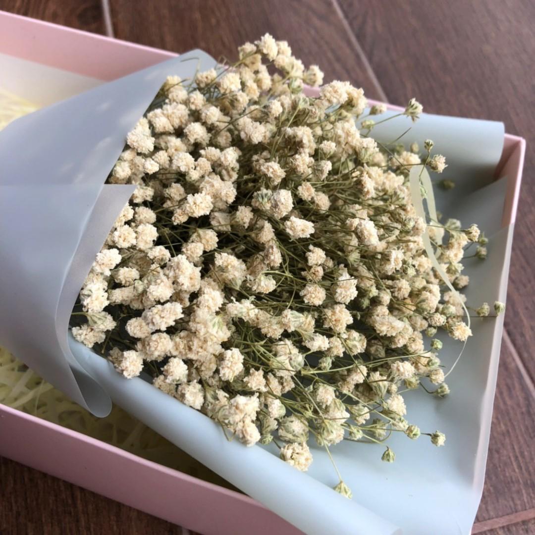 Graduation Flower   Birthday Gift Set   Anniversary Flower   Bouquet   Preserved Flowers   Everlasting Flower   永生花 花束   Earrings