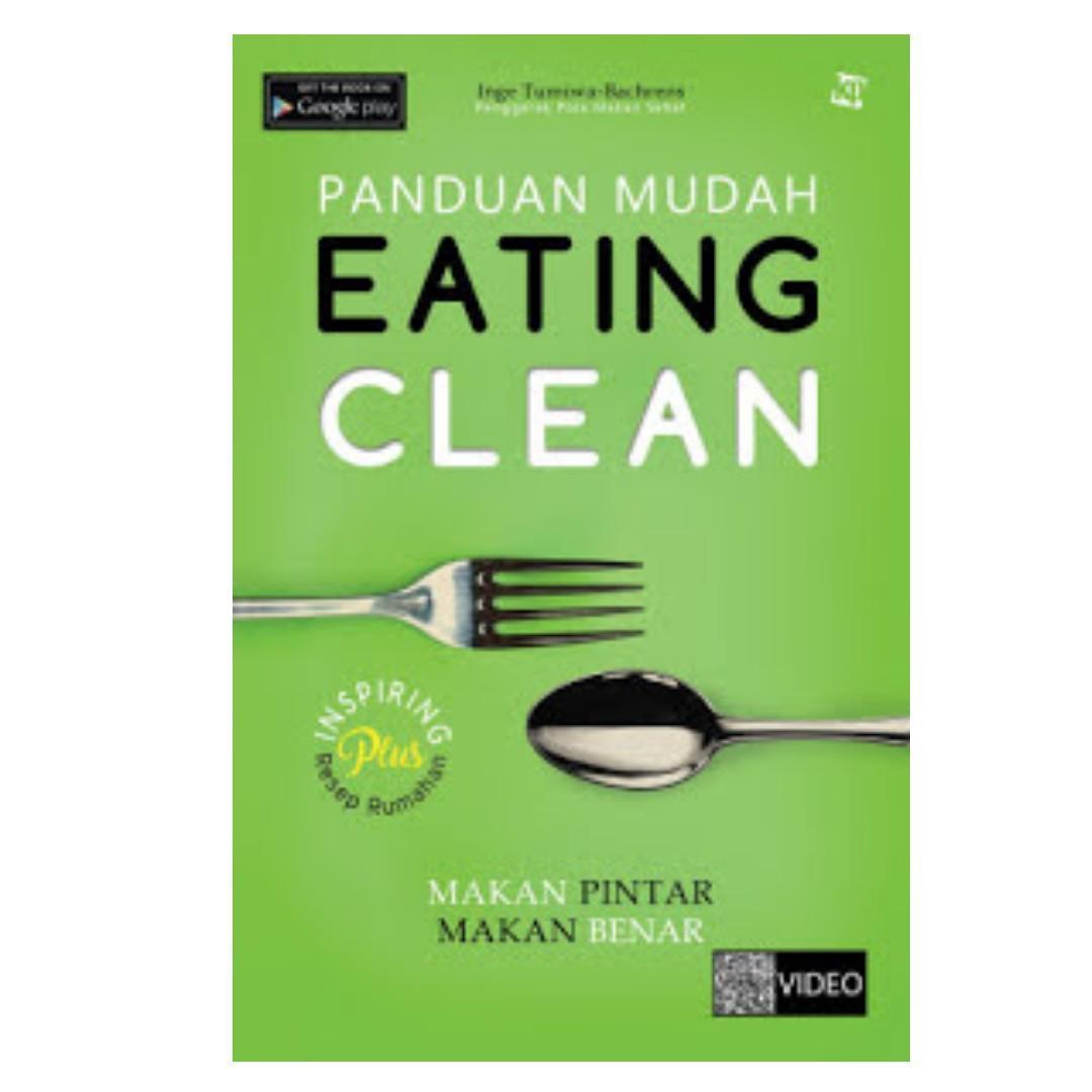 Ebook Panduan Mudah Eating Clean - Inge Tumiwa-Bachrens