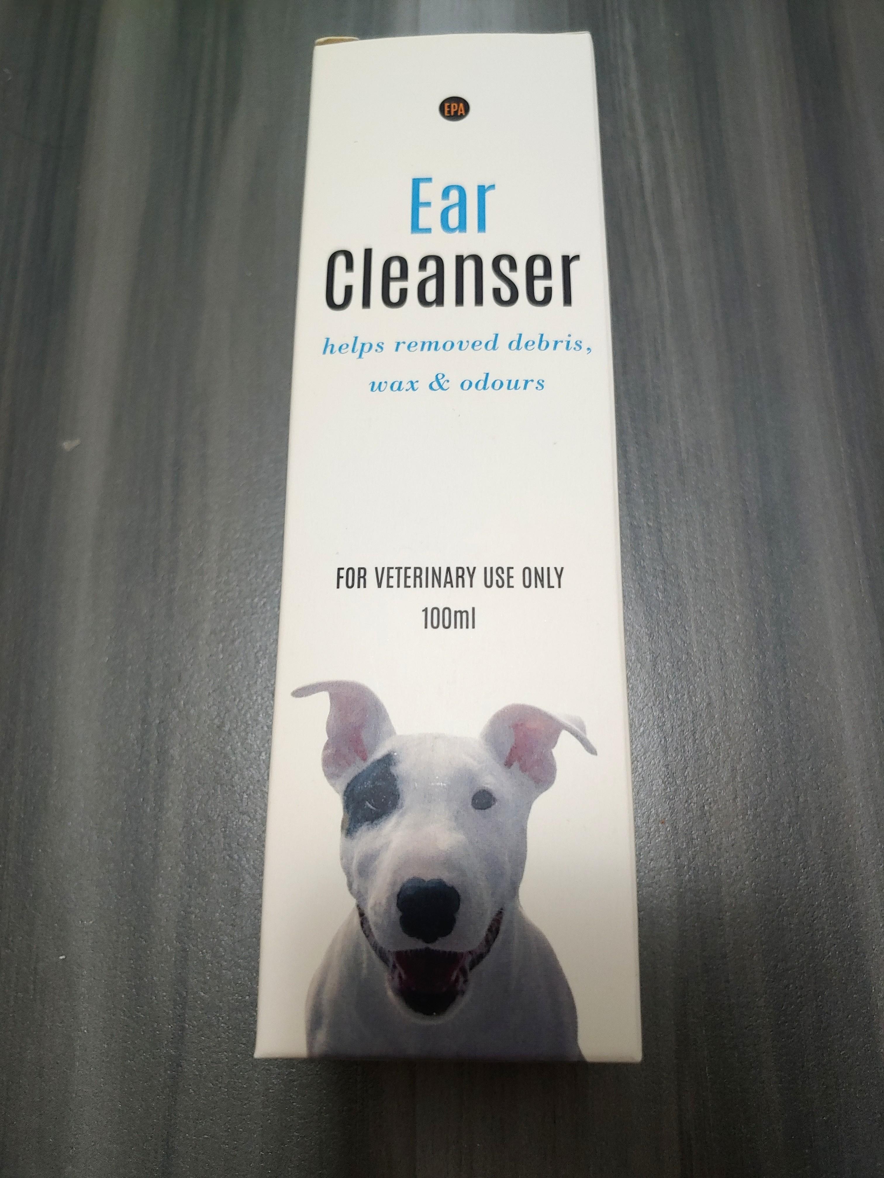 EPA - Ear Cleansing 貓狗洗耳水  寵得治 100ml