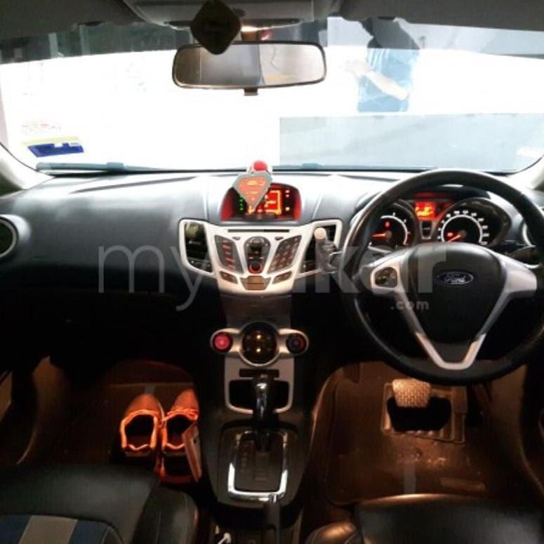 FORD FIESTA 1.6AT SPORT Ti-VCT HBACK SAPPHIRE XTR 2011TH Cash💰OfferPrice!! Rm21,800 Only!! Sporty Car In Market!