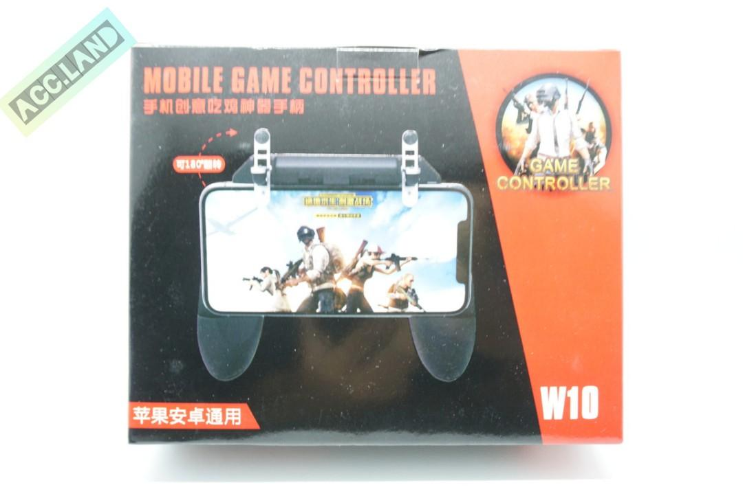 GAMING HANDLE CONTROLLER WITH JOYSTICK GAMEPAD ANDROID IOS GAME GRIP