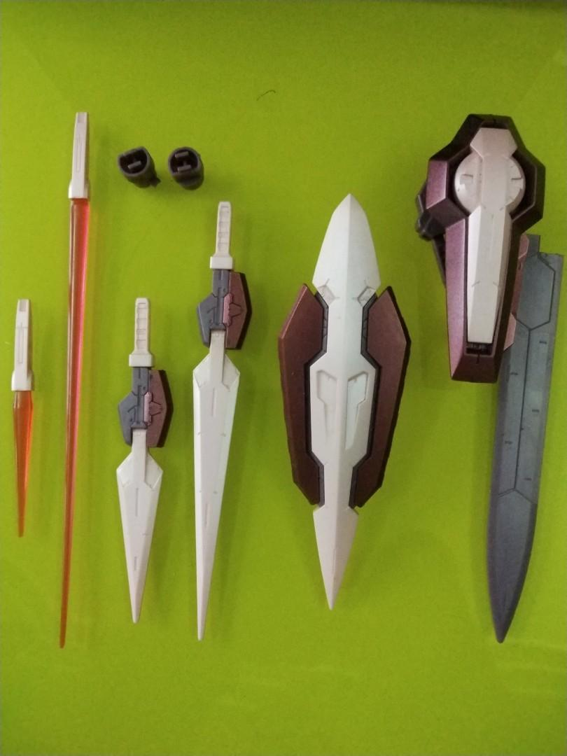 Gundam Exia EXF (Trans-AM Mode) GN 001 1/100 built