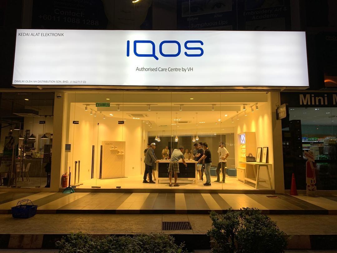 *Hiring Contract/Part time Sales Expert @IQOS outlet