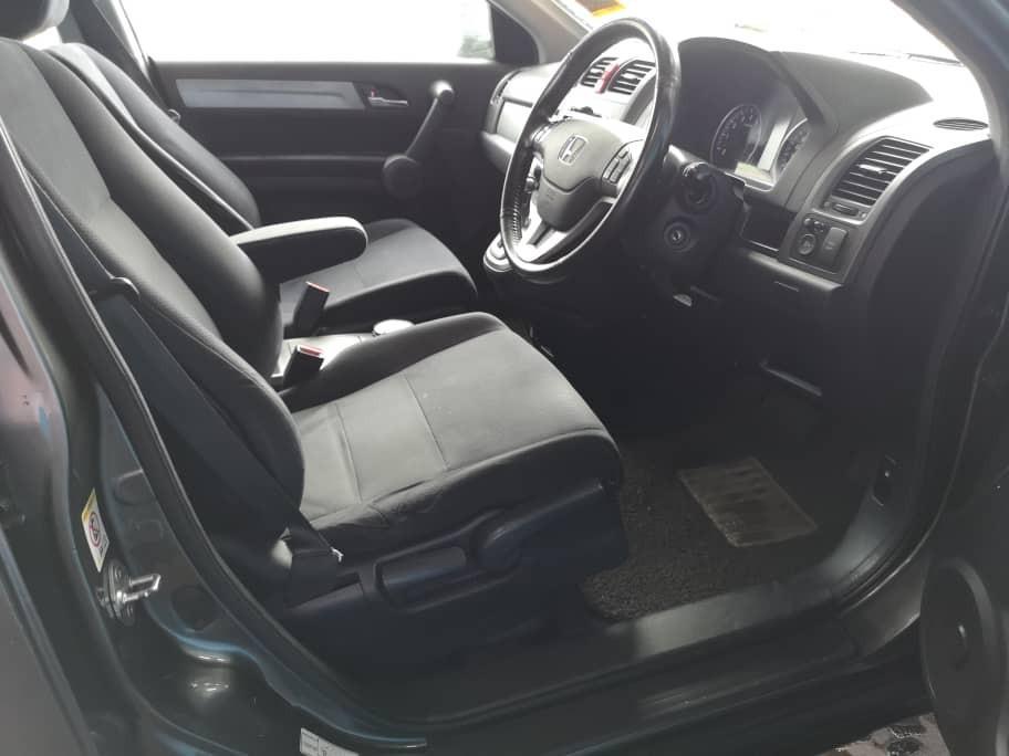 HONDA CRV 2.0AT i-VTEC FACELIFT AWD 2011TH Rm48,500 Cash💰OfferPrice‼