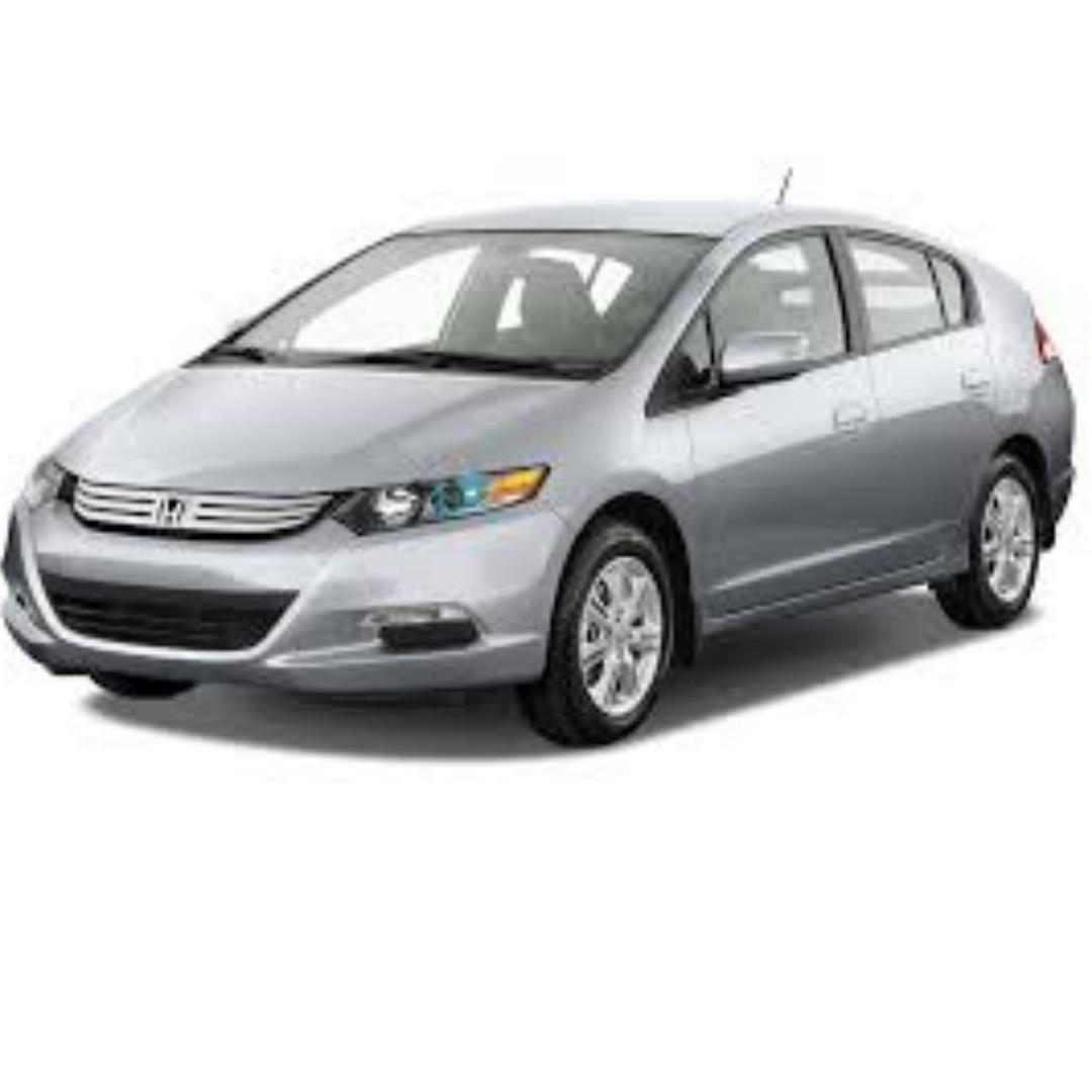 Honda insight Hybrid for PHV usage , Gojek $150 rebates eligible . Weekly from $420 . Contact us @88115335/90998833.