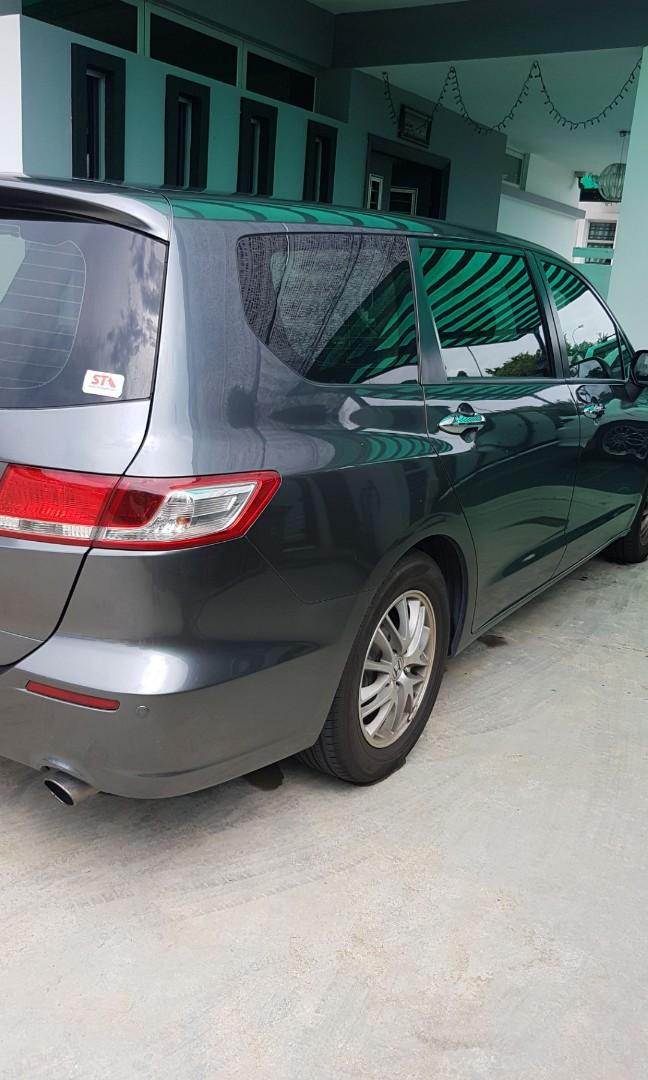 Honda Odyssey 2.4 Absolute 8-Seater Auto