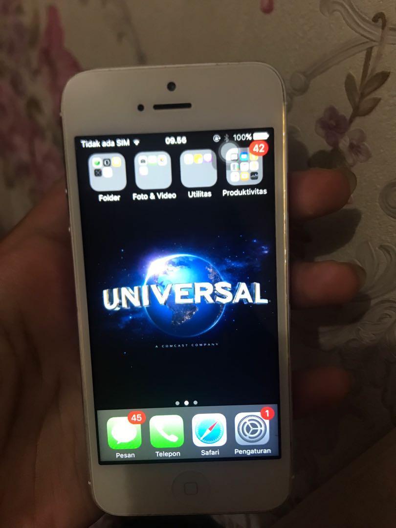 iPhone 5 16gb second