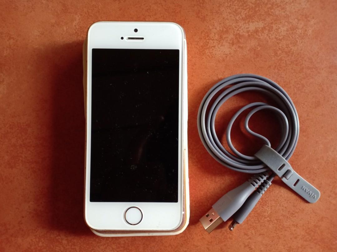 Iphone 5s 32GB minus