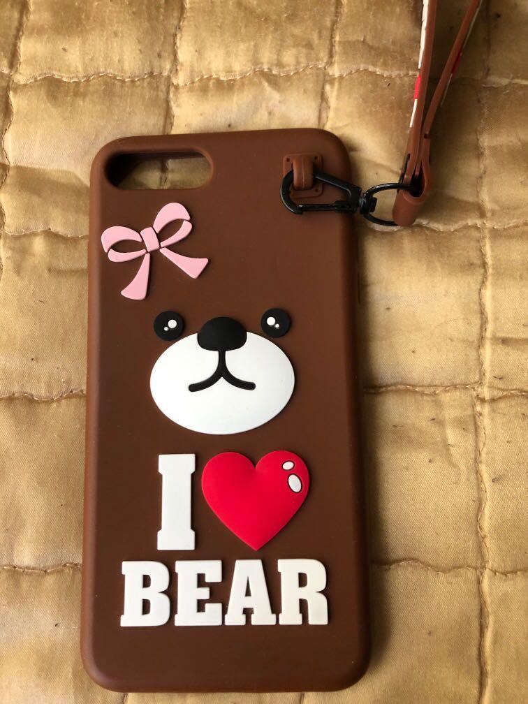 Iphone 8+ phone case