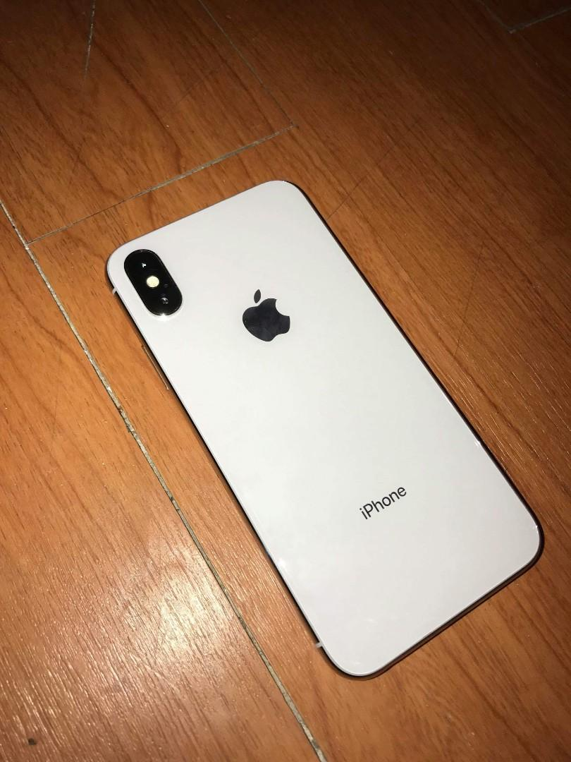 iPhone X 64gb iCloud issue