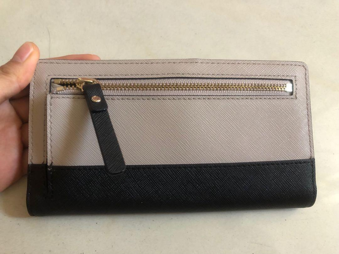 Kate Spade slim bifold wallet #sellmybag