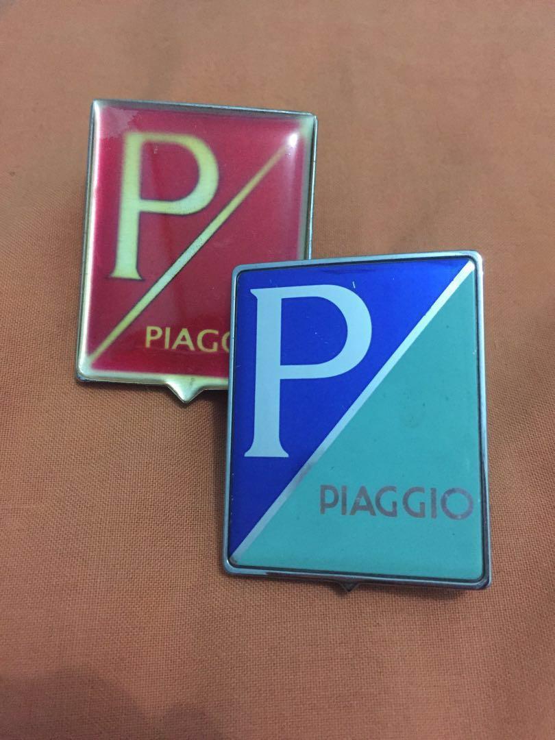Logo Piaggio coret
