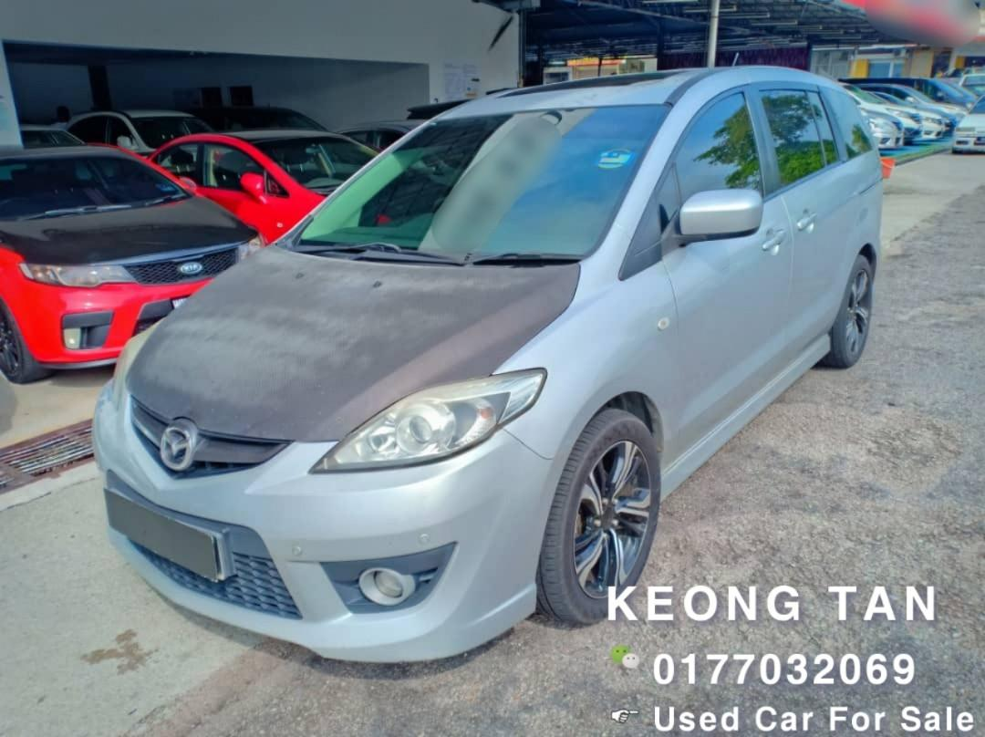 MAZDA 5 2.0AT 2POWER DOOR/SUNROOF MPV CARKING 2010TH JohorPlate🎉Rm34,500 Cash💰OfferPrice!! Lowest Price InTown🎉Monthly Rm575 Only!!🤗