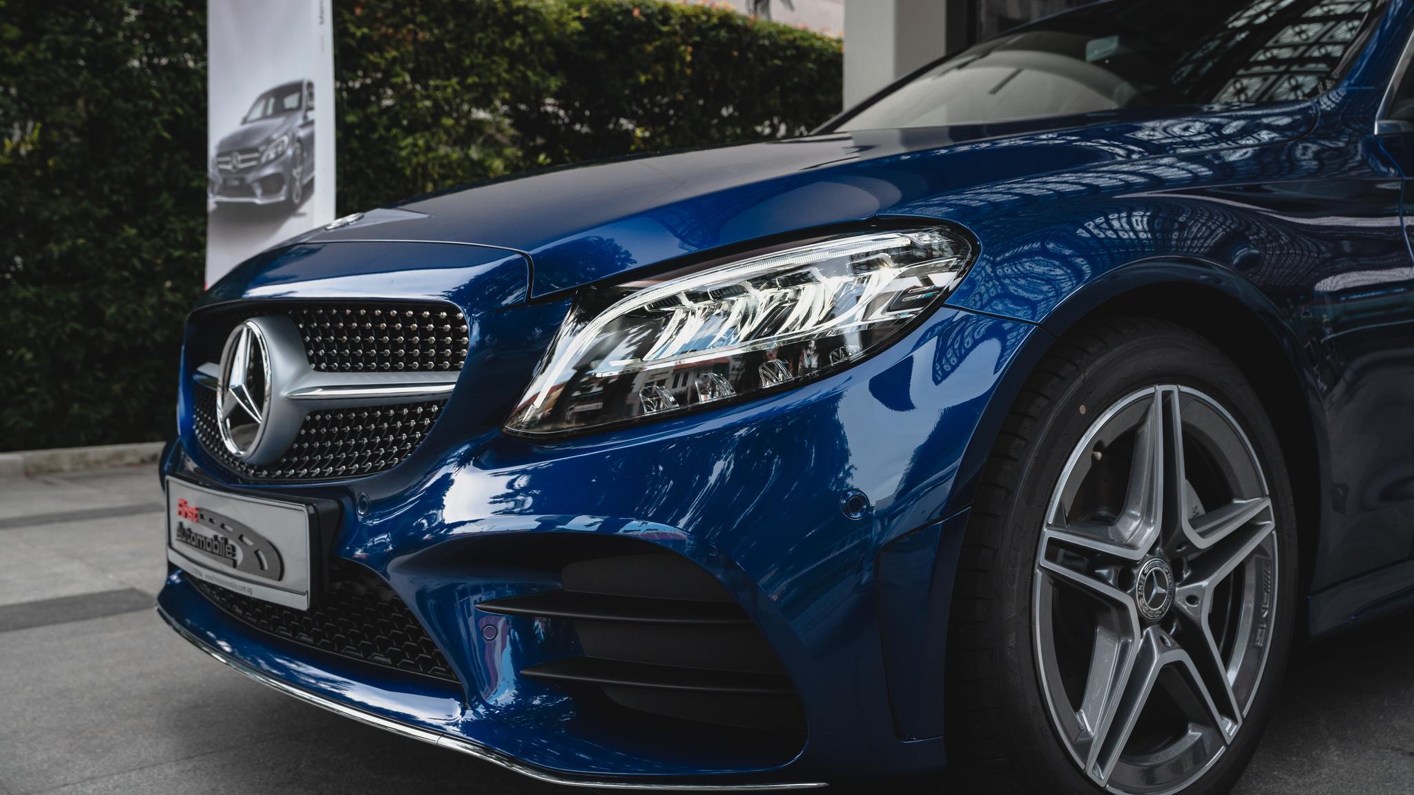 Mercedes Benz C200 AMG EDITION