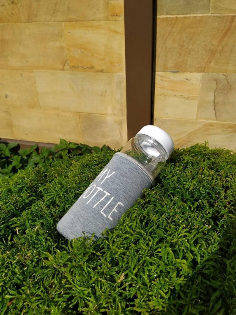 My Bottle Generasi Lama + Free Pouch Gabus