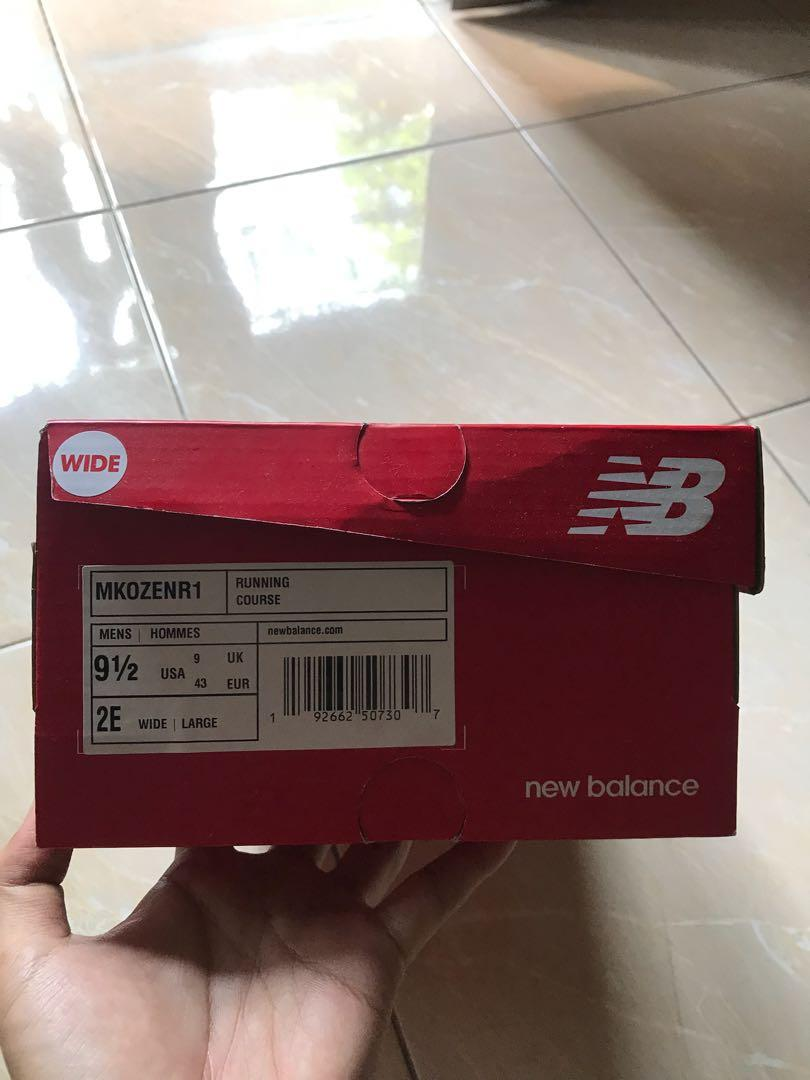 New balance running course Size 43