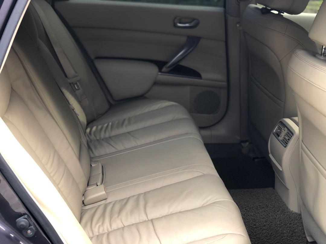 Nissan Teana 2.0 XL CVT Auto
