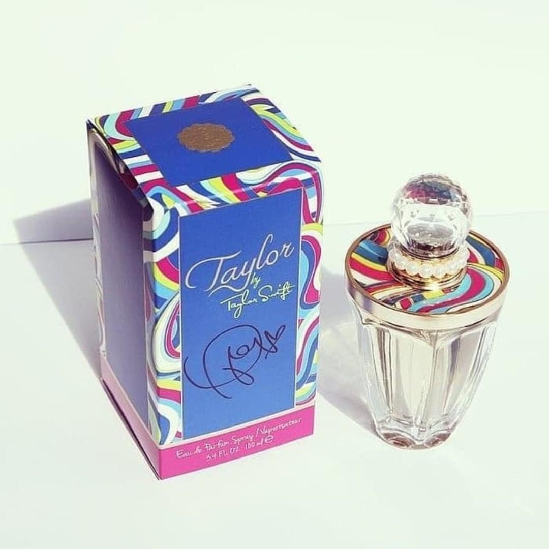 Parfum Wanita Taylor By Taylor Swift Original With Box Kesehatan Kecantikan Parfum Kuku Lainnya Di Carousell