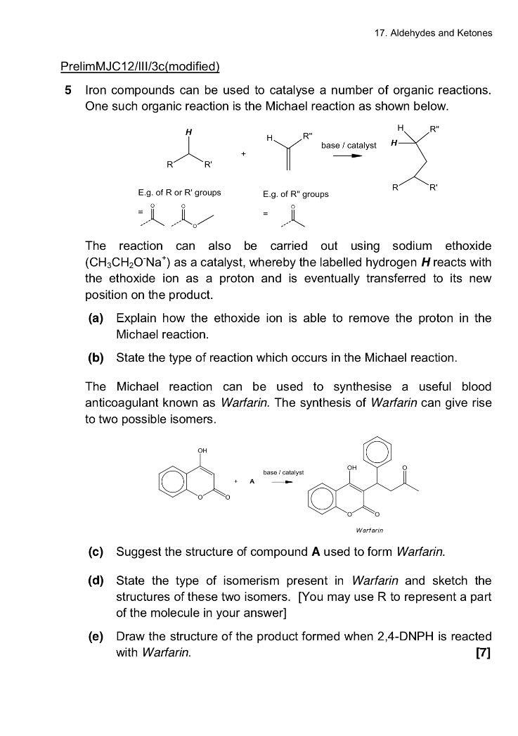 [PDF] H2 CHEMISTRY A LVLS topical practice