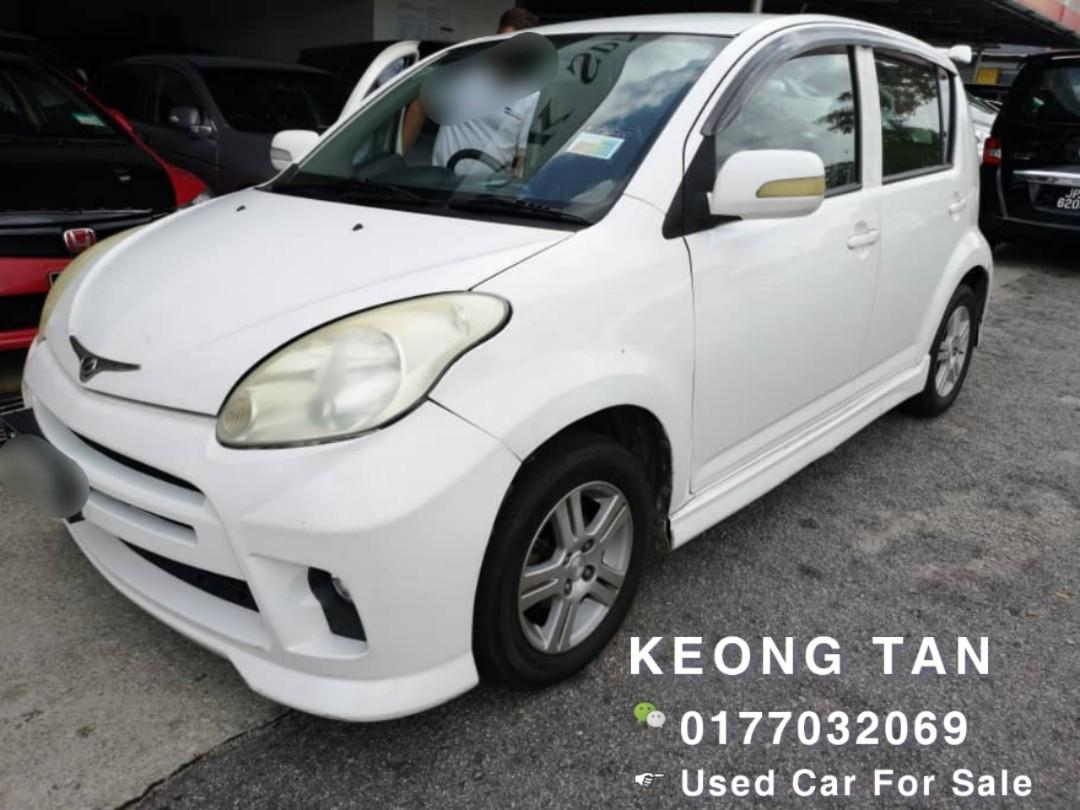 PERODUA MYVI 1.3AT SE 2007TH Rm13,500 Cash💰OfferPrice!!💲Welcome Serious Buyer!!🤗