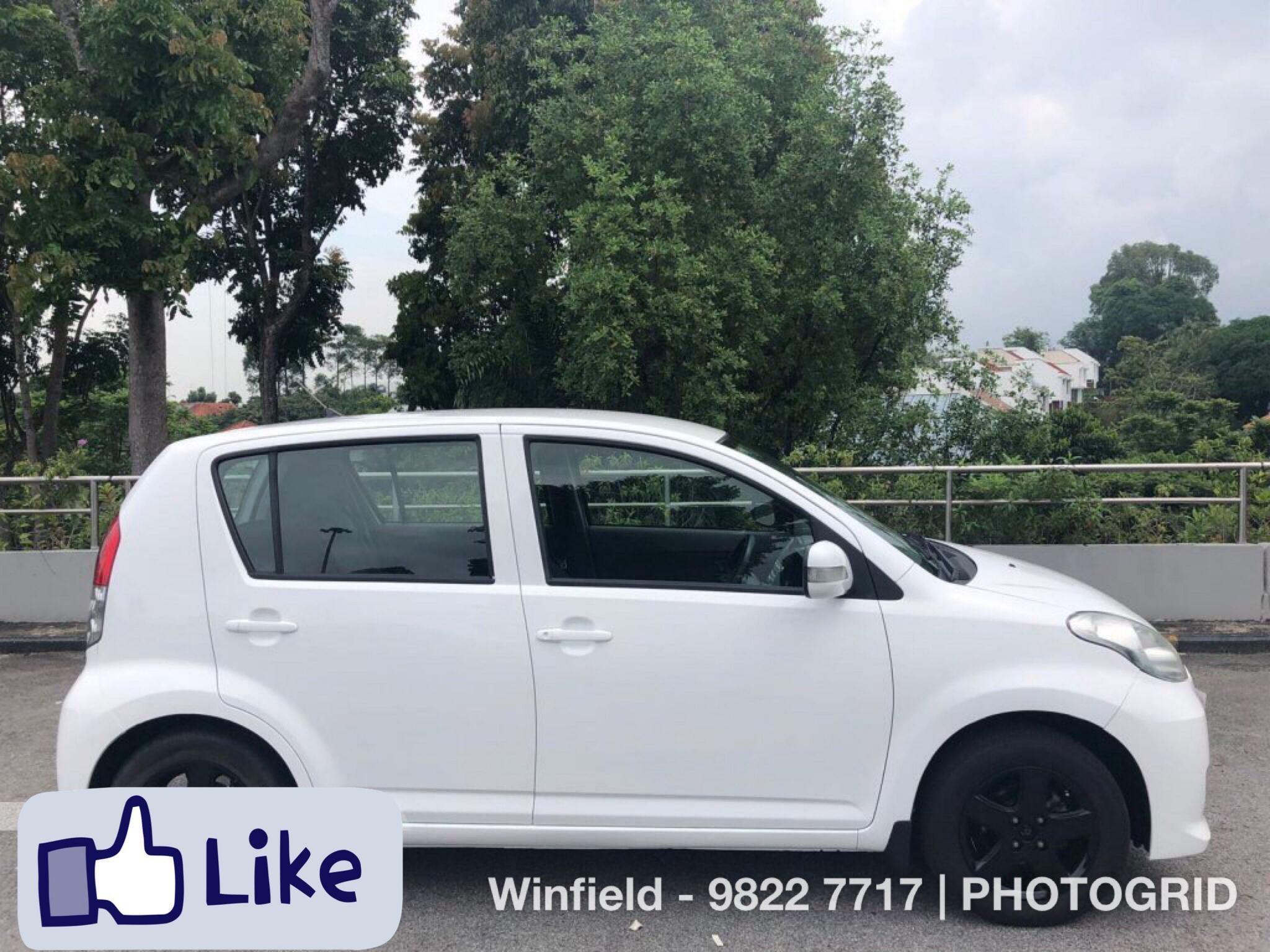 Perodua Myvi EZi Auto
