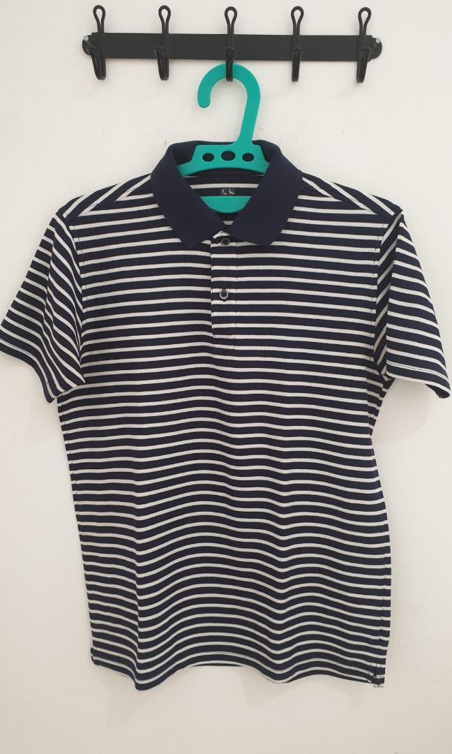 Polo Shirt Uniqlo.