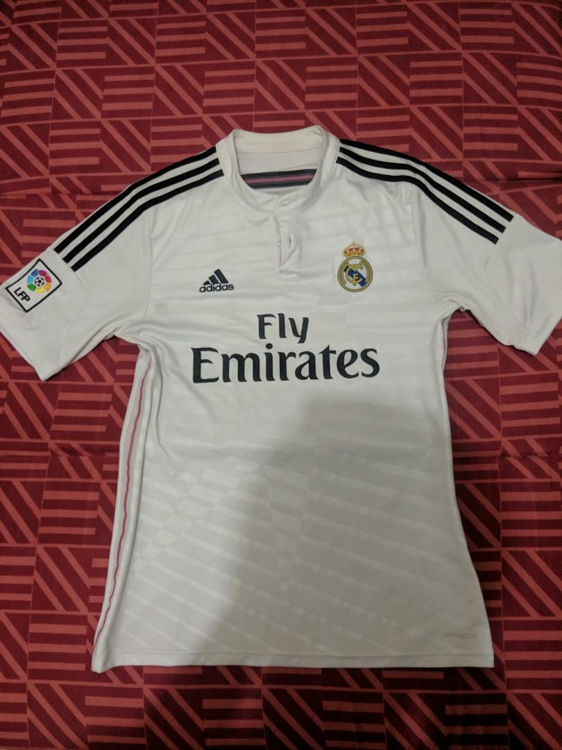 super popular 5d979 bc80e Real Madrid Original Ronaldo Jersey on Carousell