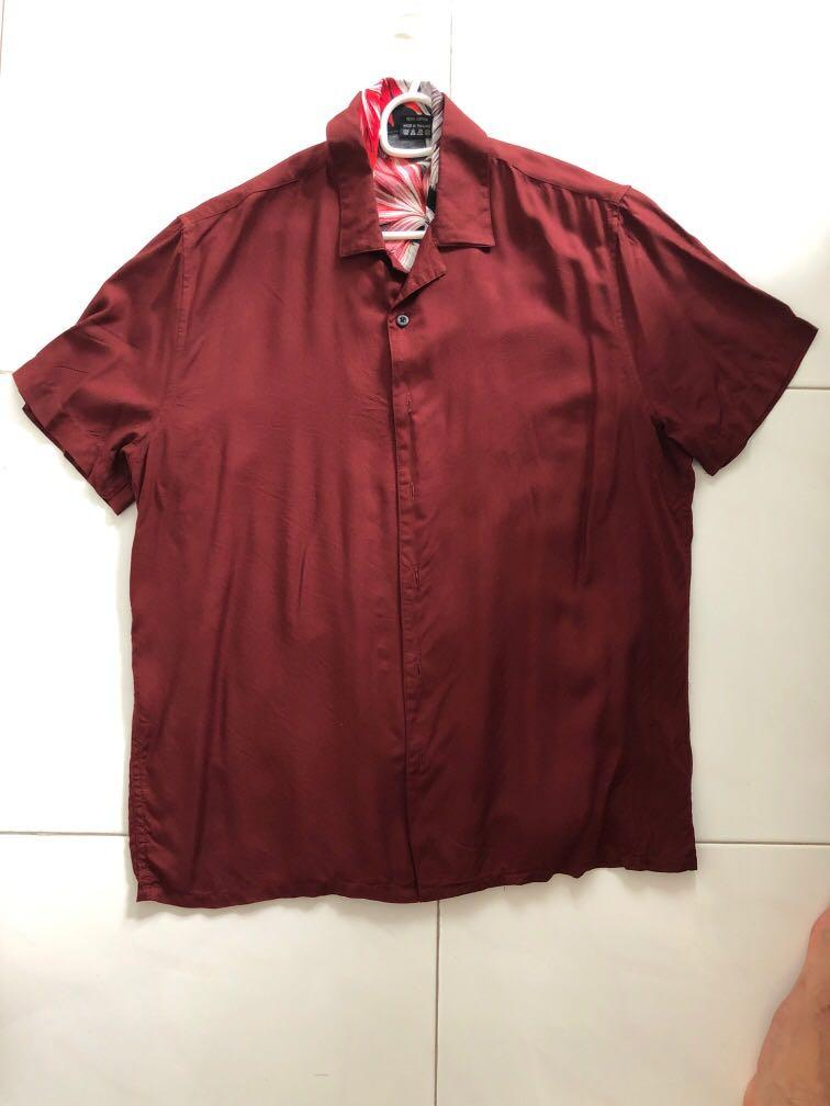 Red SHORT SLEEVES