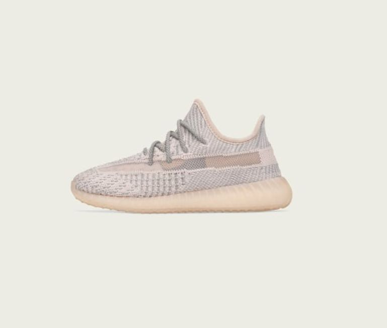 new product c1755 e5ed1 (RETAIL PRICE & NEGOTIABLE) Yeezy boost 350 v2 synth for kids