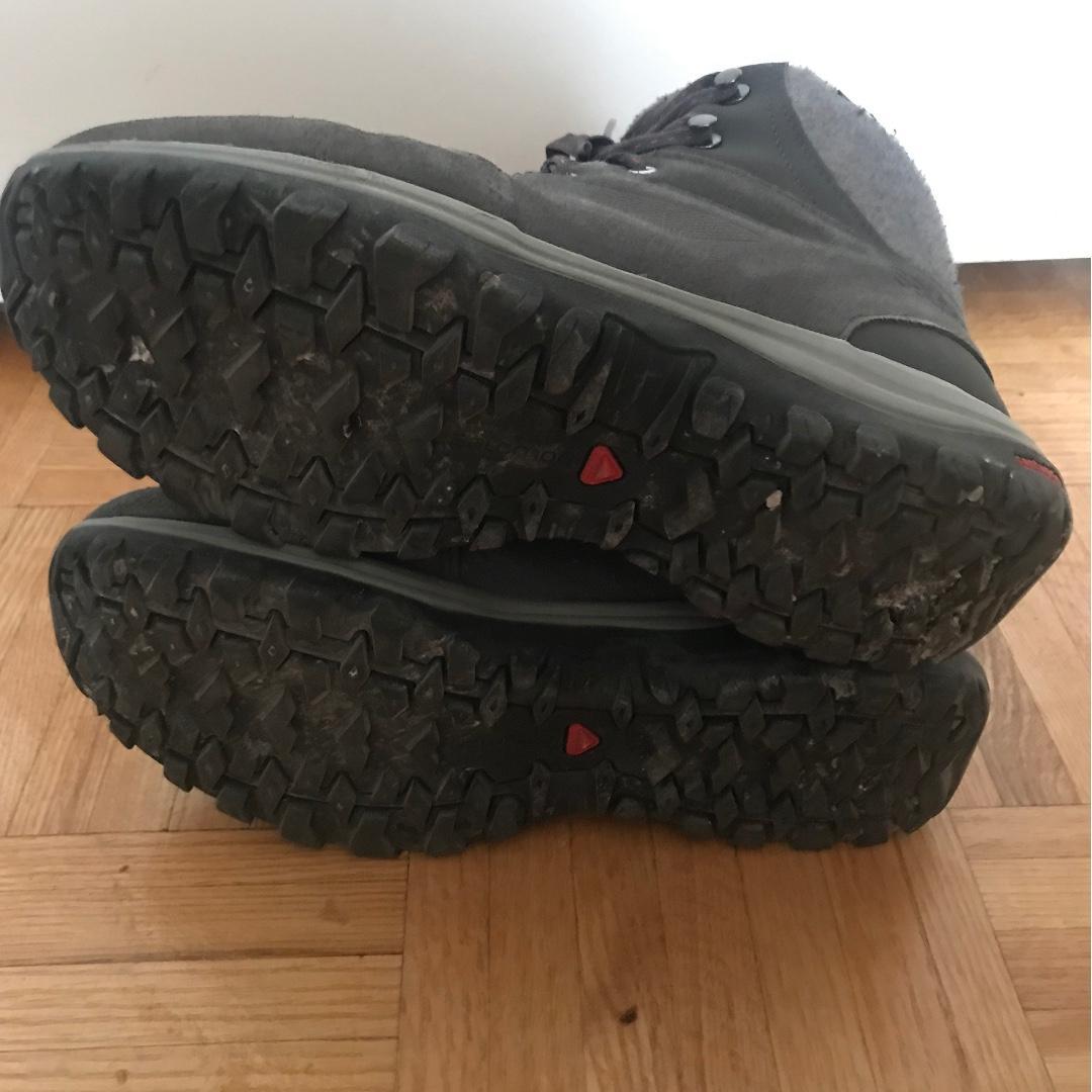 SALOMON - Women's Ellipse Freeze CS WP - Winter boots Size 7