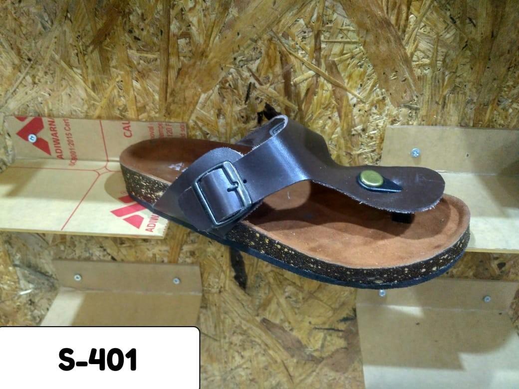 Sandal kulit puyuh asli murah