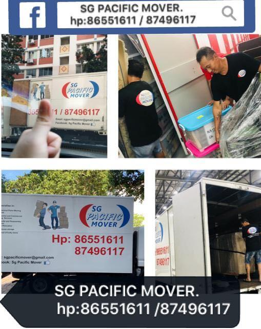Sg pacific mover&trading Pte Ltd