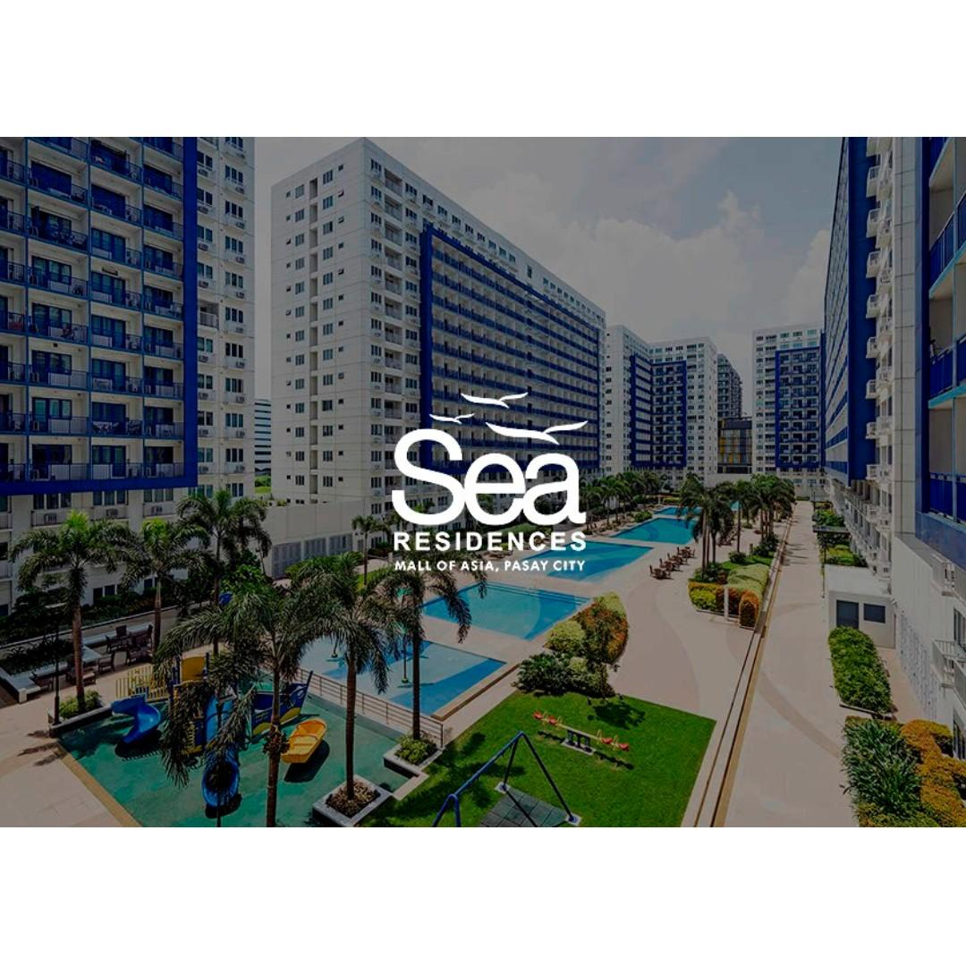 SMDC ReOpen Available Unit Shore Shell Sea Residences