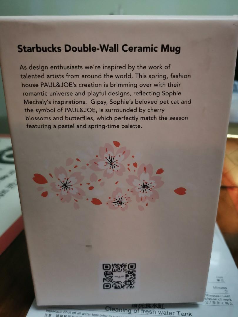 Starbucks櫻花貓貓咖啡杯