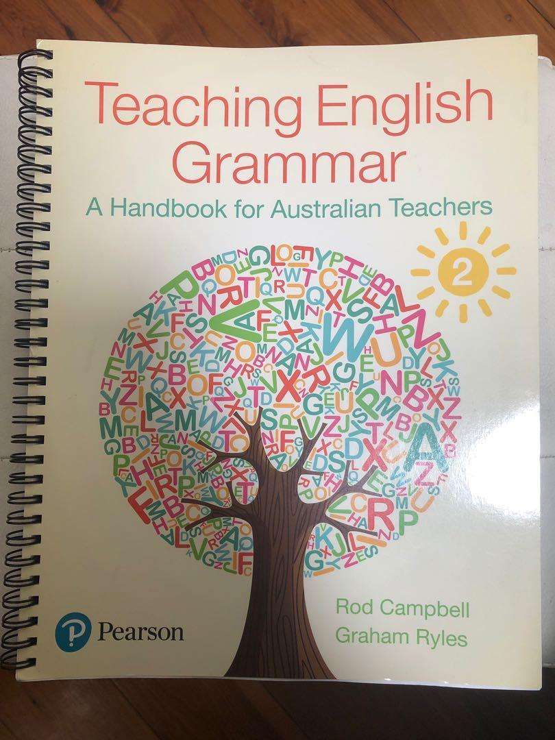 Teaching English Grammar: A Handbook for Australian Teachers (2nd Ed.)