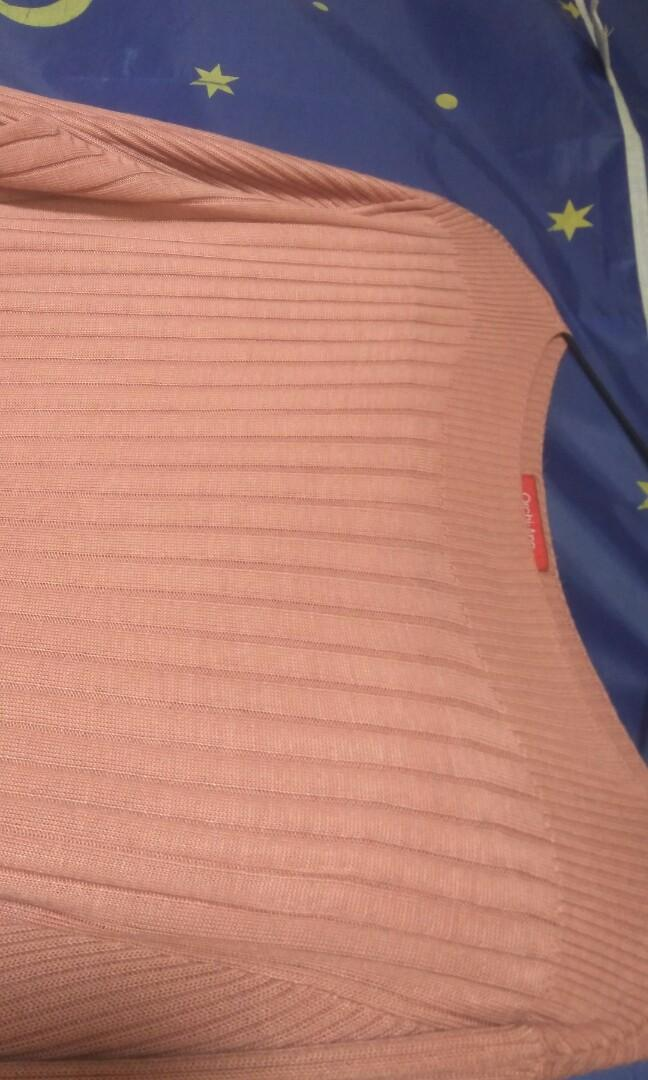 Top Knitted Pink